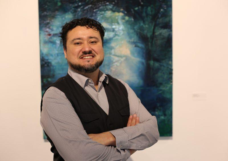 Joseph J Gonzales, PhD, Executive Director, The Delaware Contemporary.