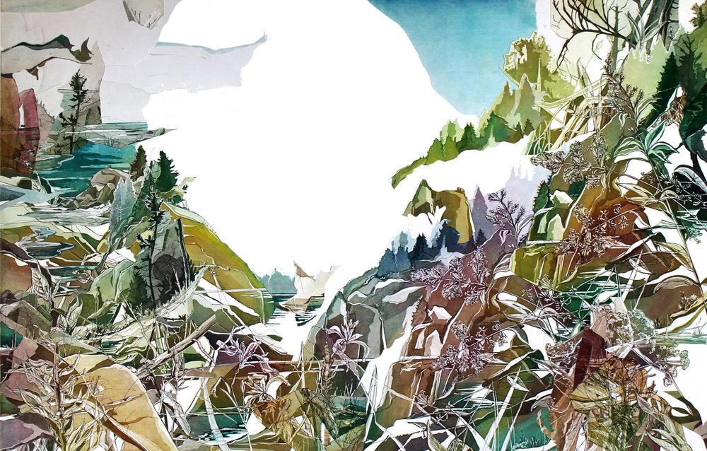 Robin Koss:  Metamorphic Landscape