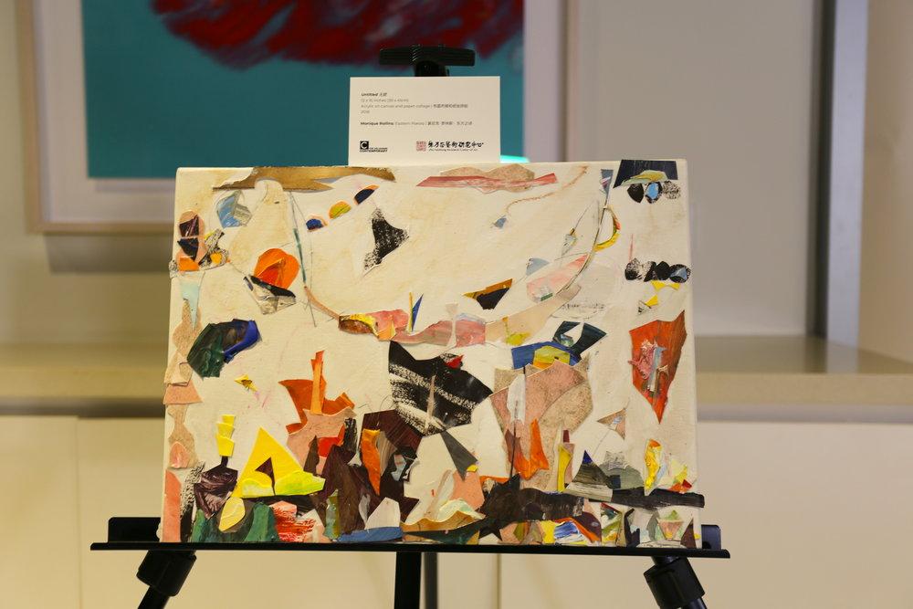 artwork displayed on site