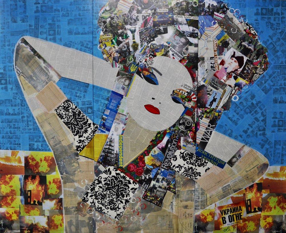 Still Free,  by Ola Rondiak