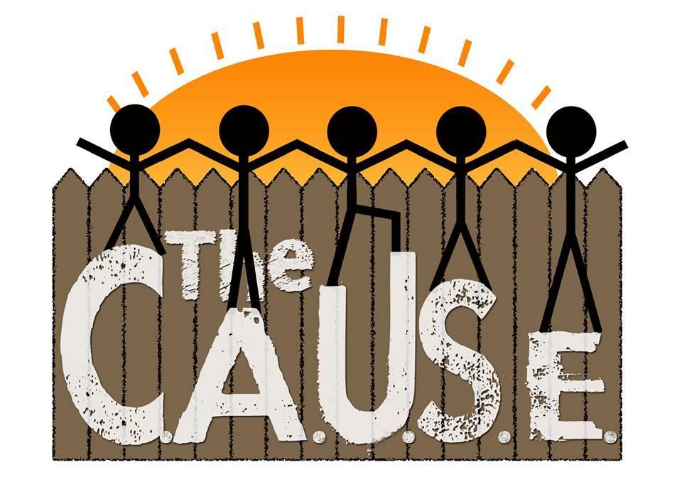 Cause Logo Fence.jpg