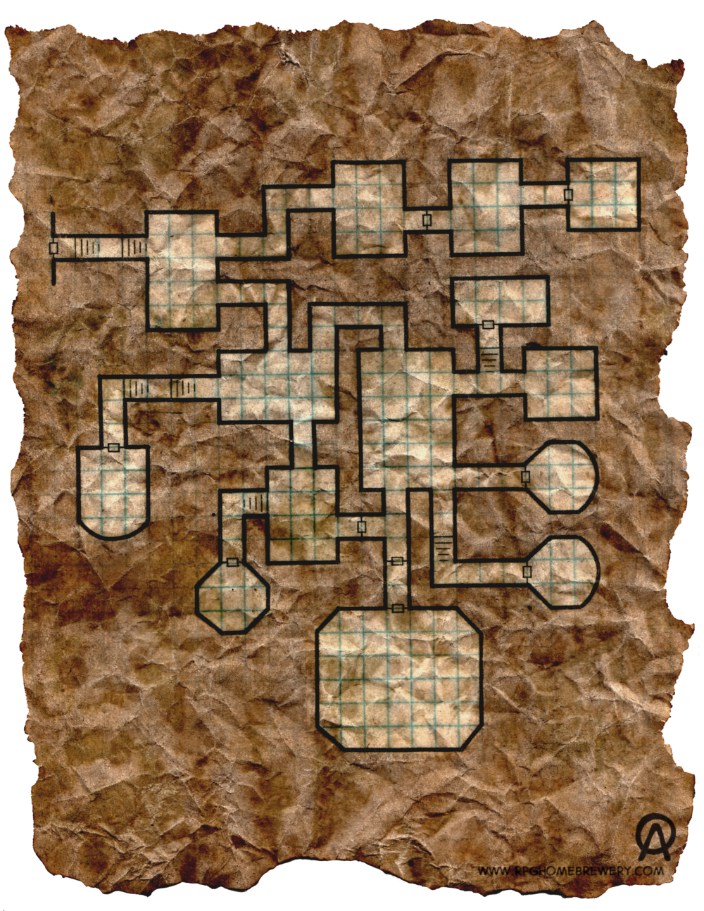 Map 1 - Aged