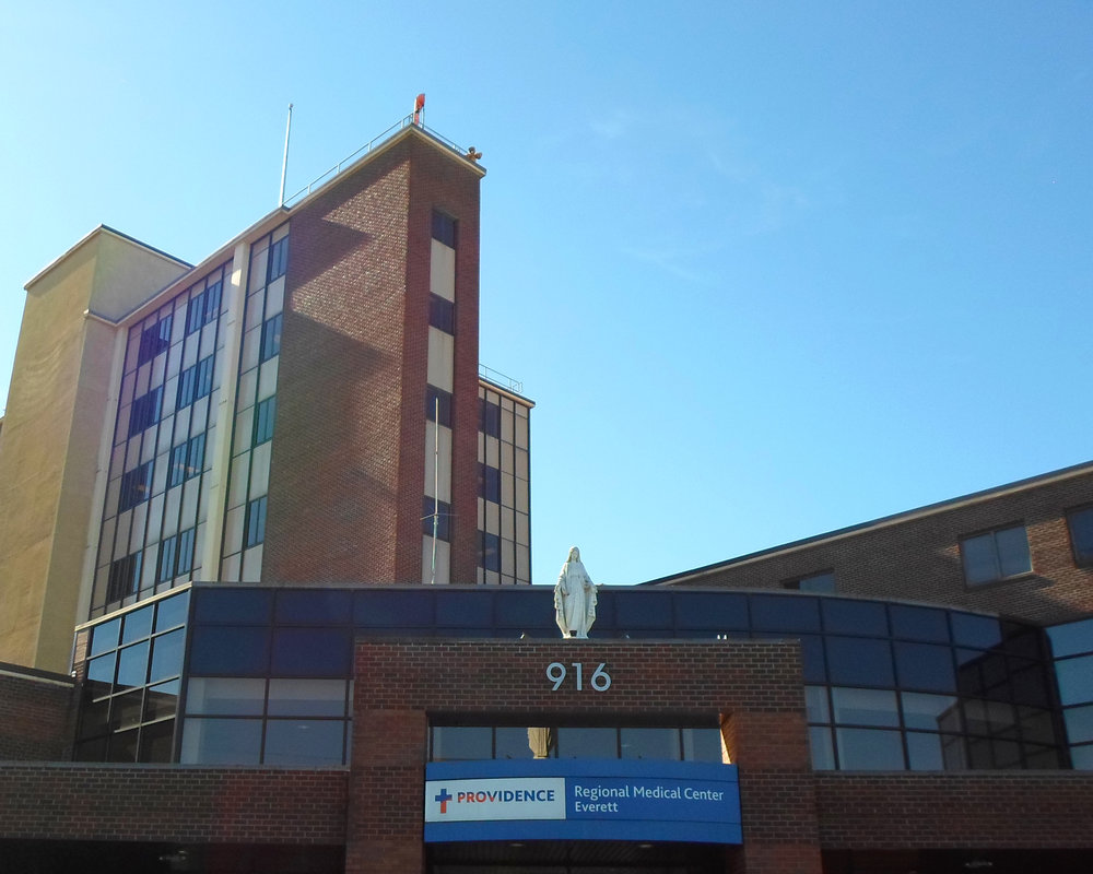Providence Hospital, courtesy photo