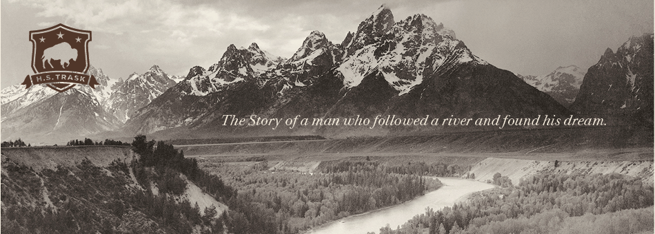 We love the story about the man who followed a river and found his dream. Because it's true. Because it's not just the story of one man, it's the story of us. The story of America. A country built by people with the courage to dream and the conviction to make those dreams come true. By questioning the way it's always been done. By wondering what if. And asking why not. And by knowing that there's another way. A higher road. A way that's right and real. By leading, not following. Making a mark and leaving not just footprints, but blueprints for something better. Our way isn't the fastest or easiest, but we think it's worth the extra effort. We think you will, too.  It's a story that's still being written with bold strokes by people who are driven not by a paycheck, but by a passion for a life well lived. People who make their choices based not on simply what looks good, but on what feels right. Like Trask. Because like so many other things that are worth pursuing, they don't get old. They get better. And long after the others are relegated to the back of the closet, these are the ones you'll count on. Day by day. Year after year. A timeless style that's beyond trends, resistant to fads or fading away. An American icon that's earned its reputation one step at a time, one generation after another. It's our heritage and our story.