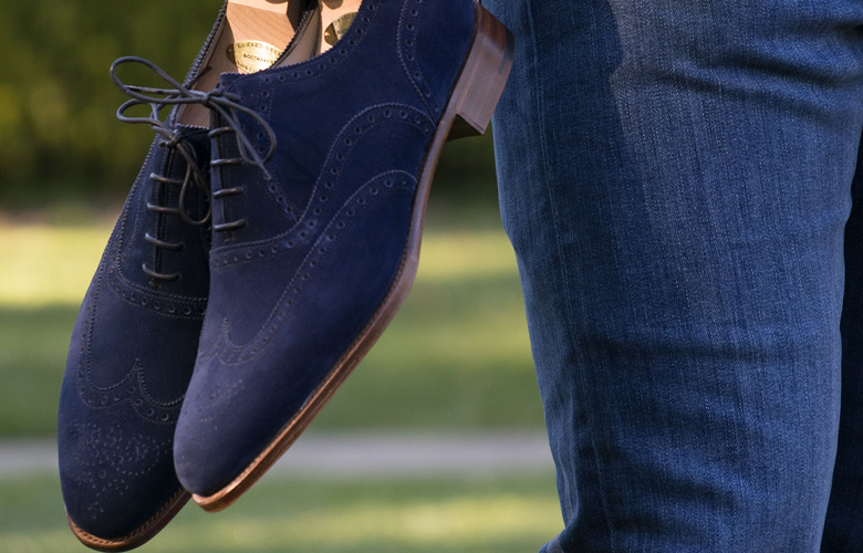 california curated footwear - shop now