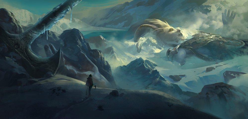 1057-the-fallen-god-jason-yu