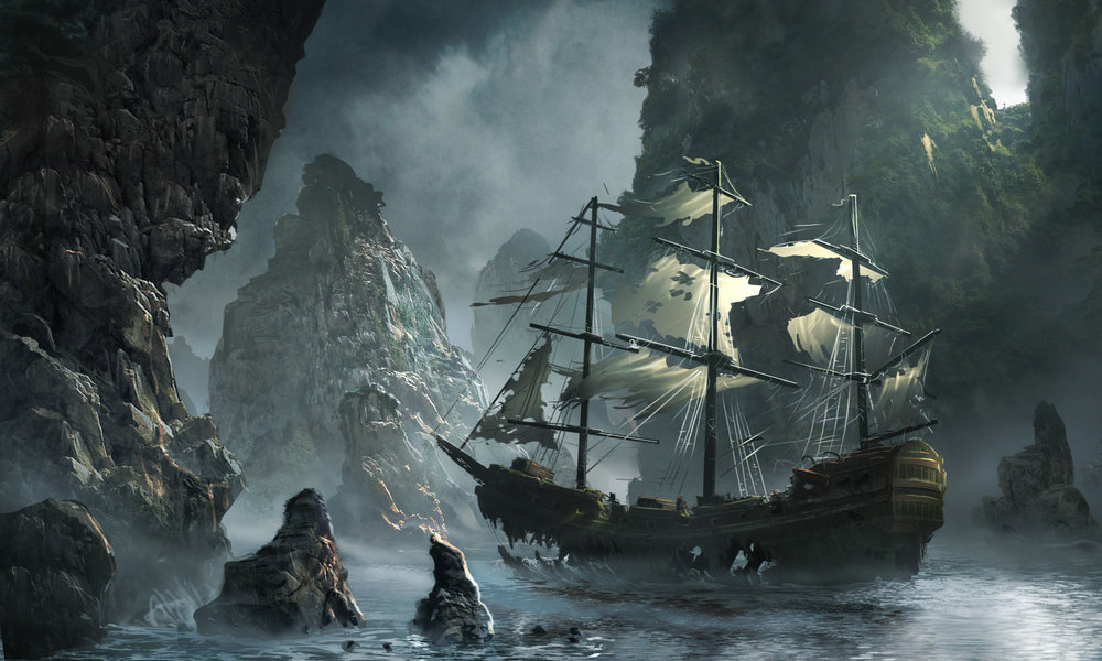 1151-the-ghost-ship-michal-matczak