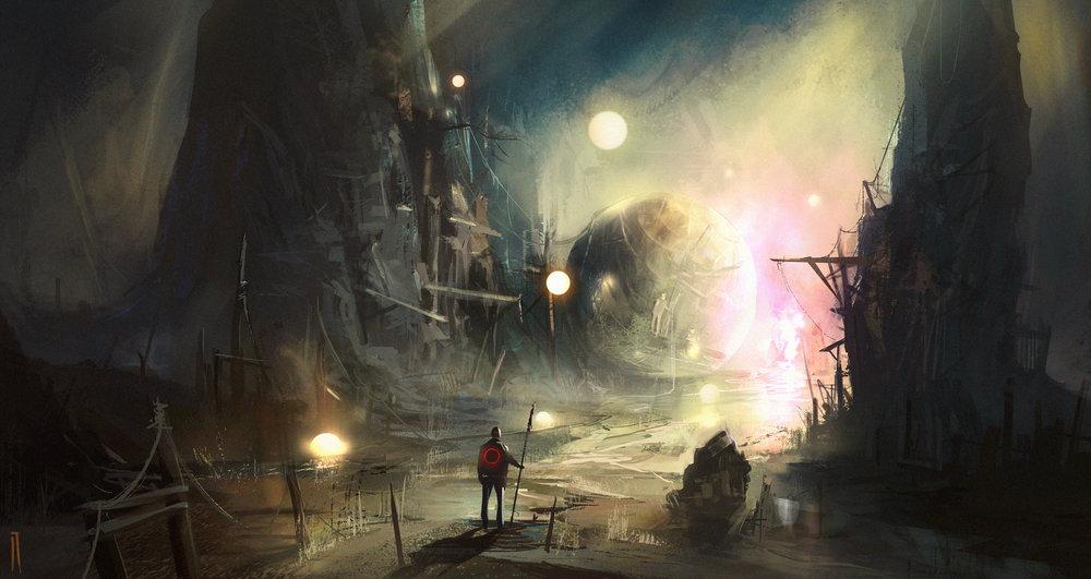 1189-mysterious-aurora-ismail-inceoglu