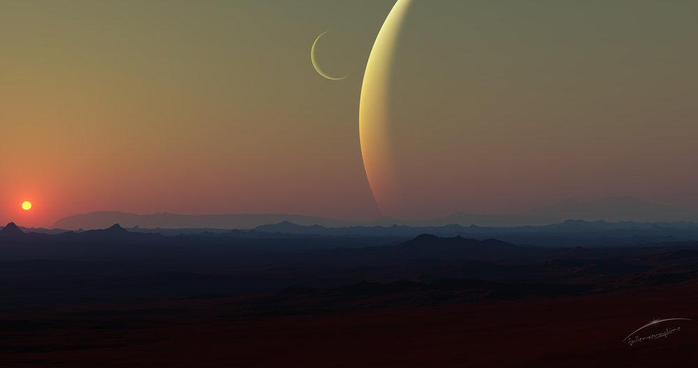 1257-sunset-on-hyperion-wimukthi-bandara