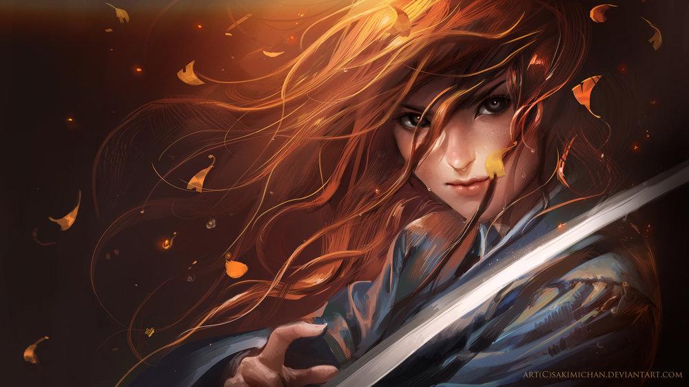 1259-autumn-samurai-sakimi-chan