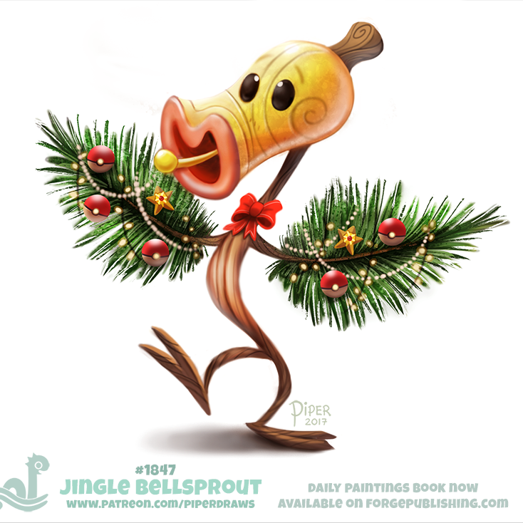 daily_paint_1847__jingle_bellsprout_by_cryptid_creations-dbwgzvj.png