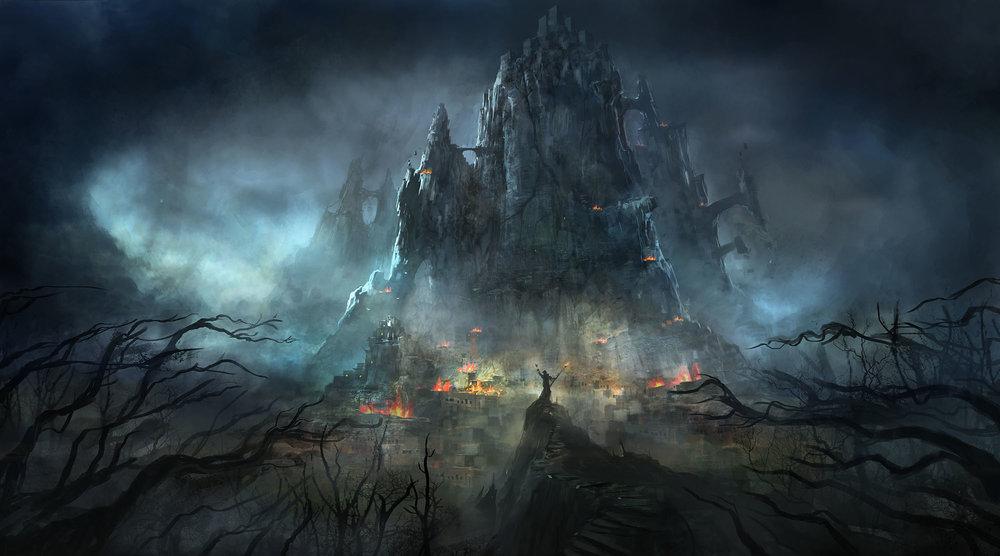 1477-the-dark-castle-jeff-brown