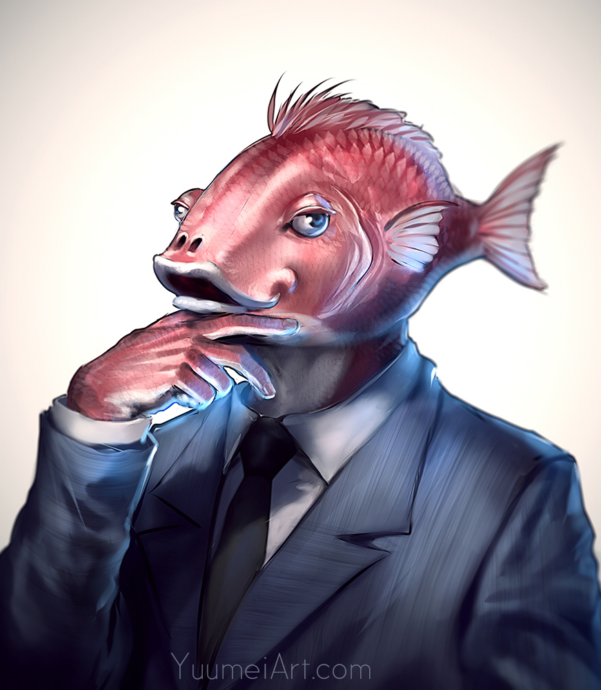 business_fish_by_yuumei-d9yjrtt.jpg