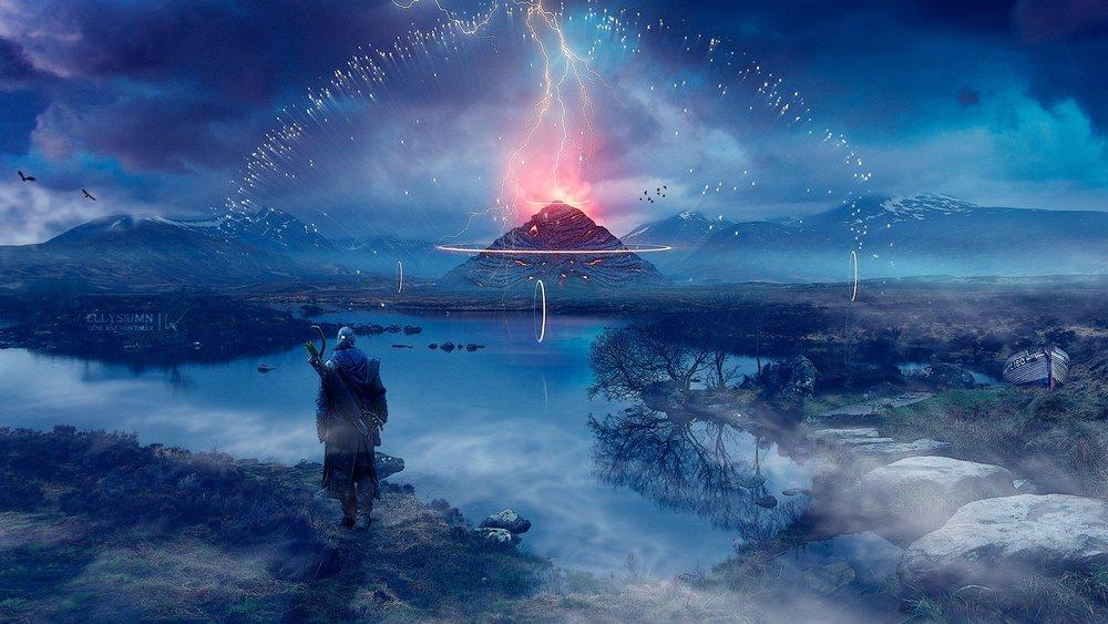 1734-the-pyramid-of-fire-gene-raz-von-edler
