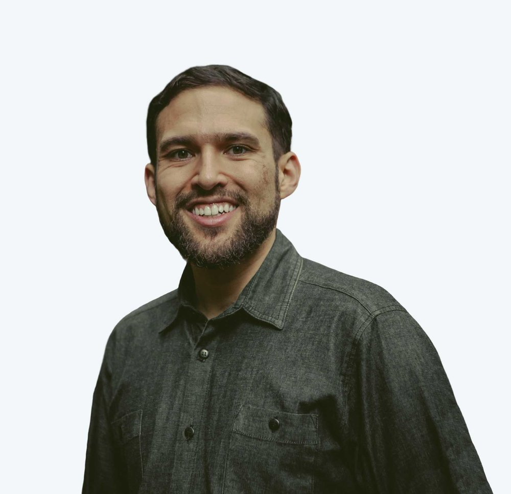 Alex M. White, the founder of Roots & Resolve