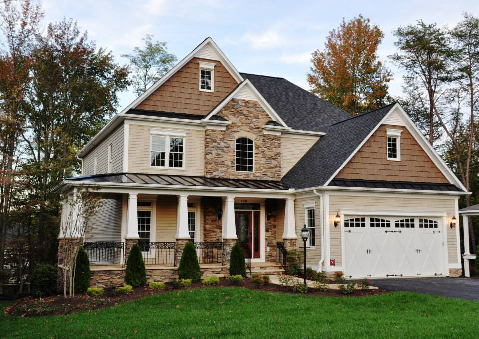 Gardner homes custom home builders in anne arundel county for Gardner custom homes
