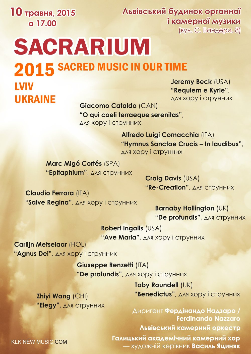 Craig Michael Davis_Orchestral Advert_Sacrarium 2015 (L'viv, Ukraine) Poster.jpg