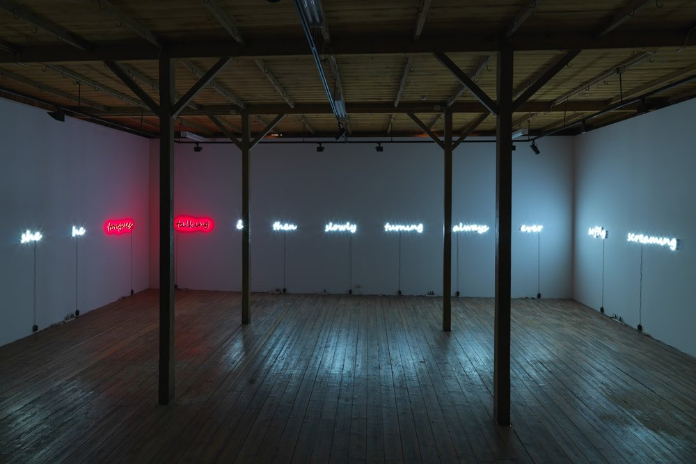 Jayne Dyer,Installation image