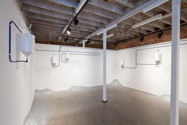 Michaela Gleave,  Persistent Optimism , 2010, installation image