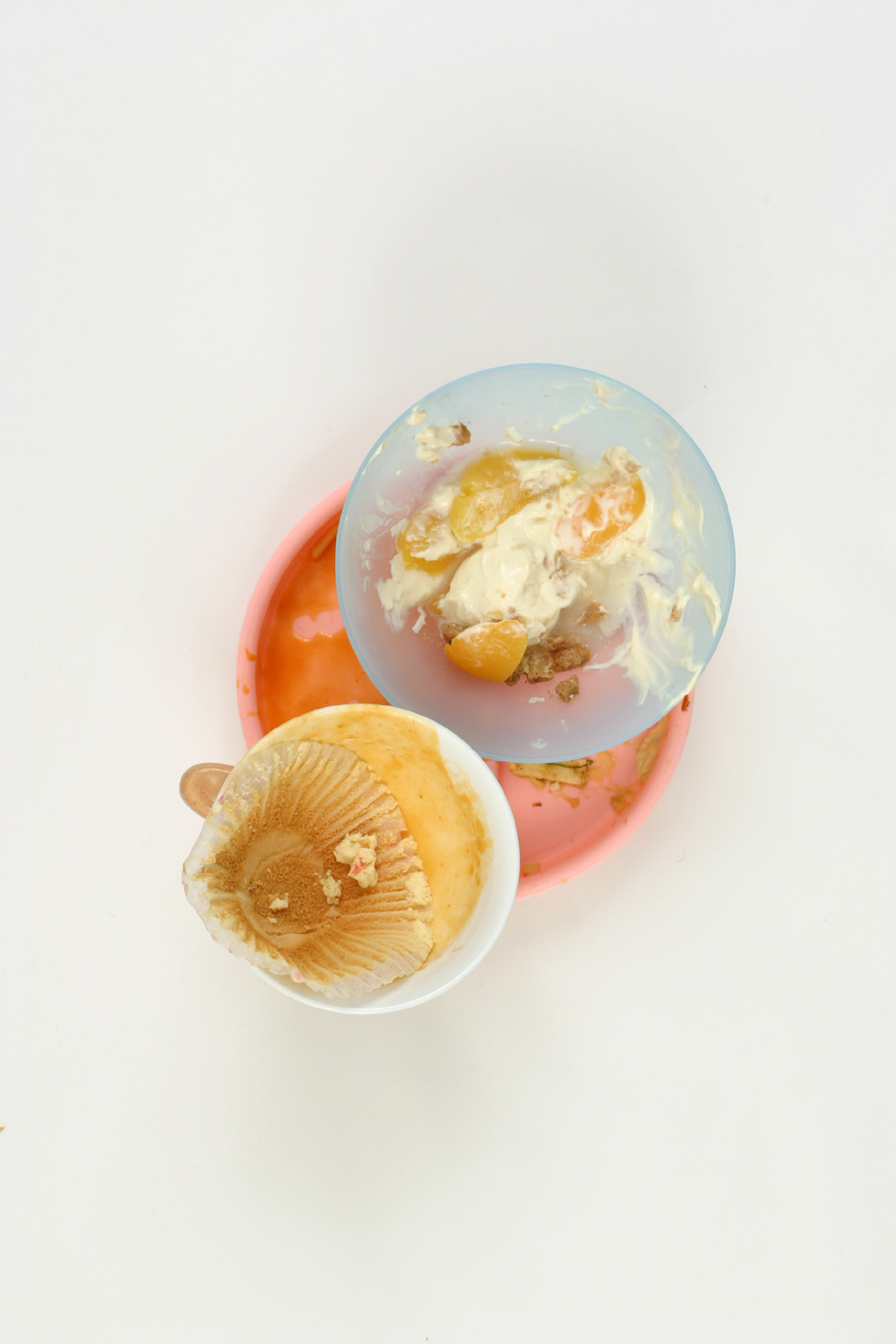 Vin Ryan,  Meals Eaten by Vin, Lisa and Lewis in 2010 (Stack 2),  2010, digital print, 37 x 25cm