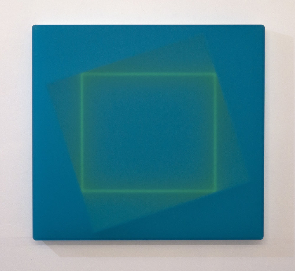 Karyn Taylor, Observer's Gaze, 2017, cast acrylic, 42 x 48 x 2.5cm.jpg