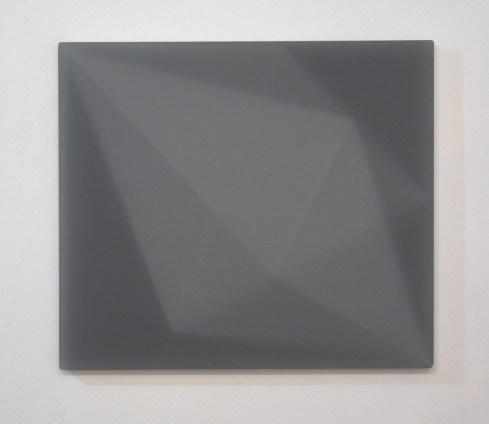 Karyn Taylor, Platonics of a Solid V, 2017, cast acrylic, pvc, 42 x 48 x 2.5cm.jpg