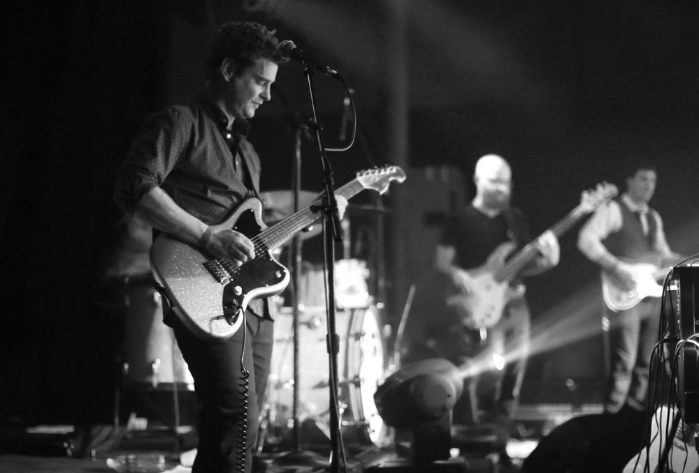 James Longmont Cadwaller   - Electric Guitar    Usonia