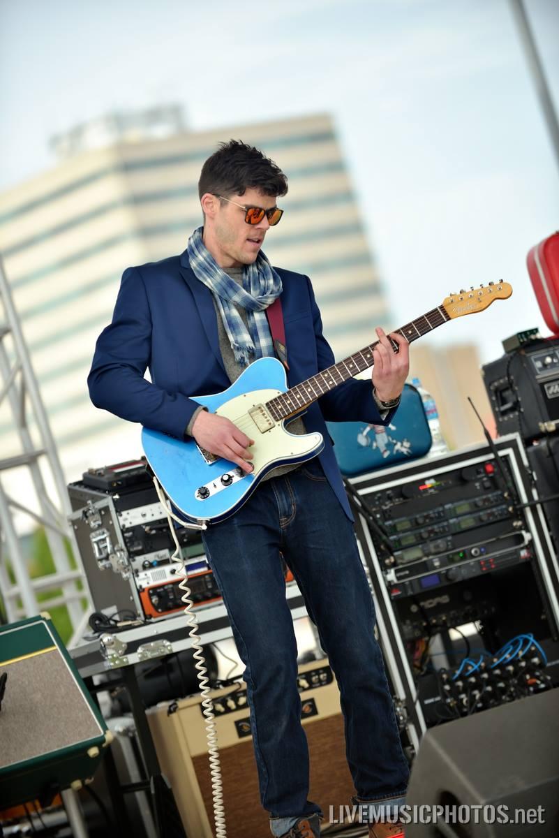 Lucas Welchans - Electric Guitar    Towncrier