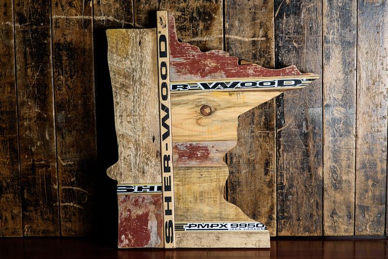 Mixed Wood - Wood