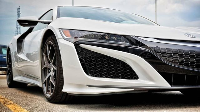 Cannot get enough of this car.  #acuransx #acura #nsx