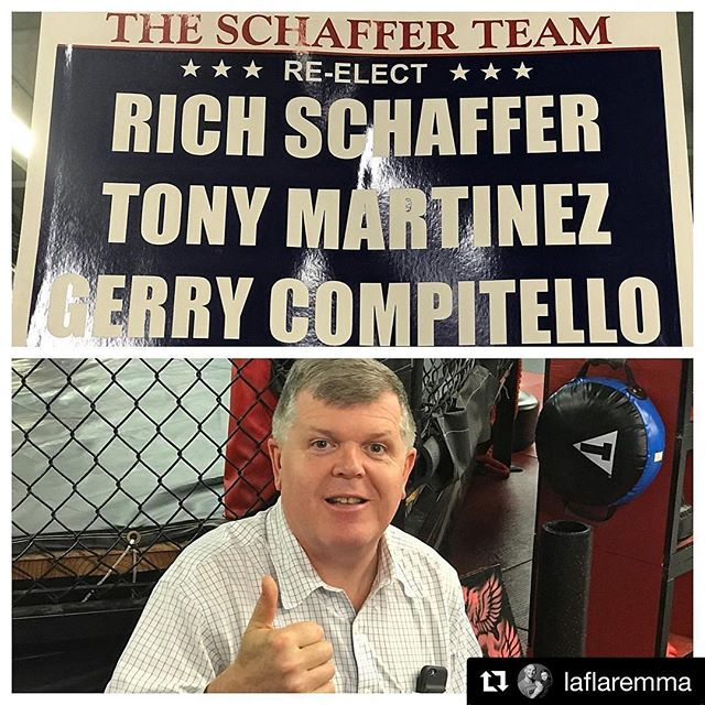 #Repost @laflaremma (@get_repost) ・・・ To all my Town of Babylon friends, make sure you go out and vote for Rich Schaffer and the Schaffer Team tomorrow. Rich has done amazing things for the community. He is one of the most loyal and honest guys  i know let alone politicians. #theschafferteam