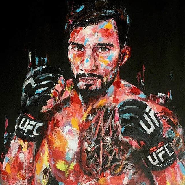 Really cool painting by @jeroy94 !! Check out his page. Thanks @jeroy94