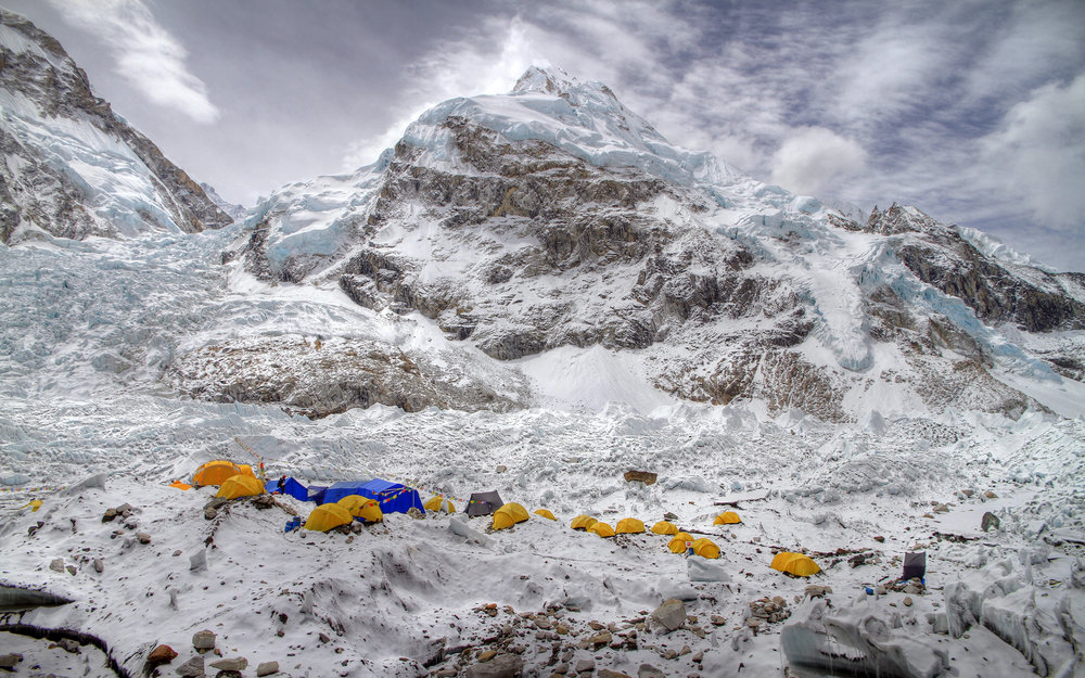 Everest Base Camp Photo by x6pilot