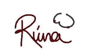 Rúna Magnúsdóttir (Signature)