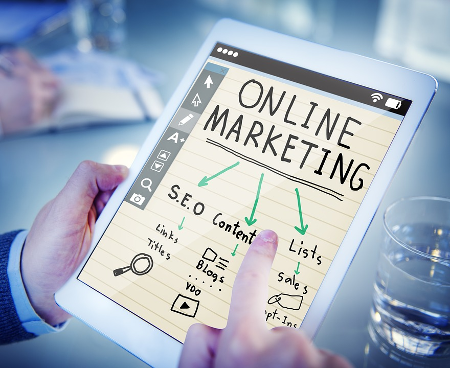 Online Marketing with Digital Marketing Machine