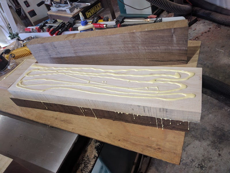 Glue-Up Part I
