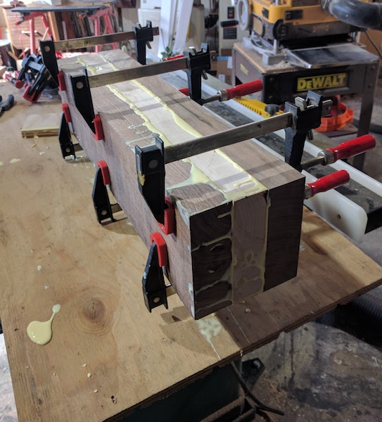 Glue-Up Part III