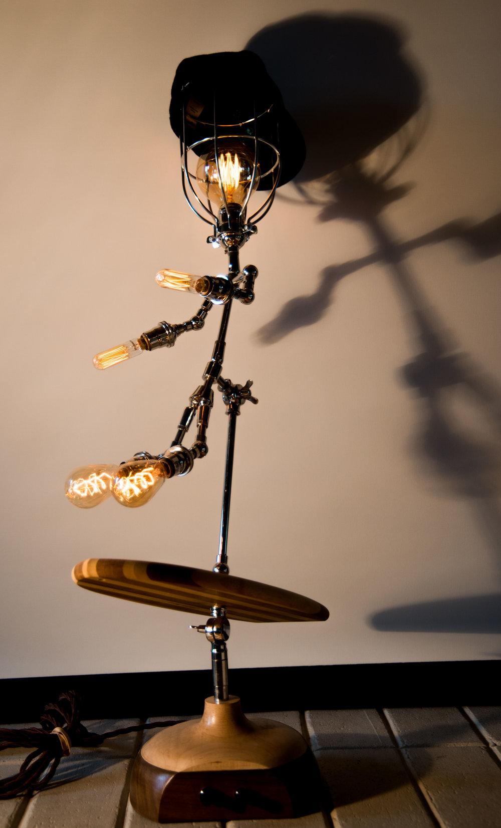 Surferman Lamp