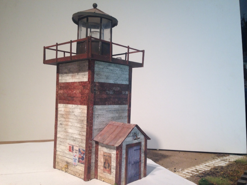 SOLD SOLD 7-15-17 Light House: $30
