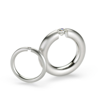 Niessing ring s round