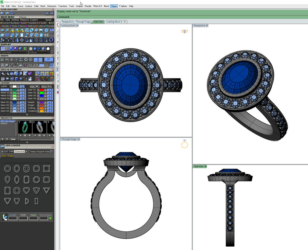 Matrix 3d Design Software