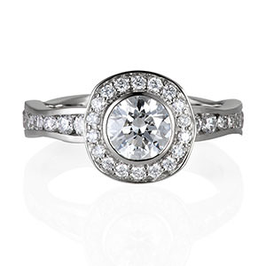 Custom Engagement Rings Calgary