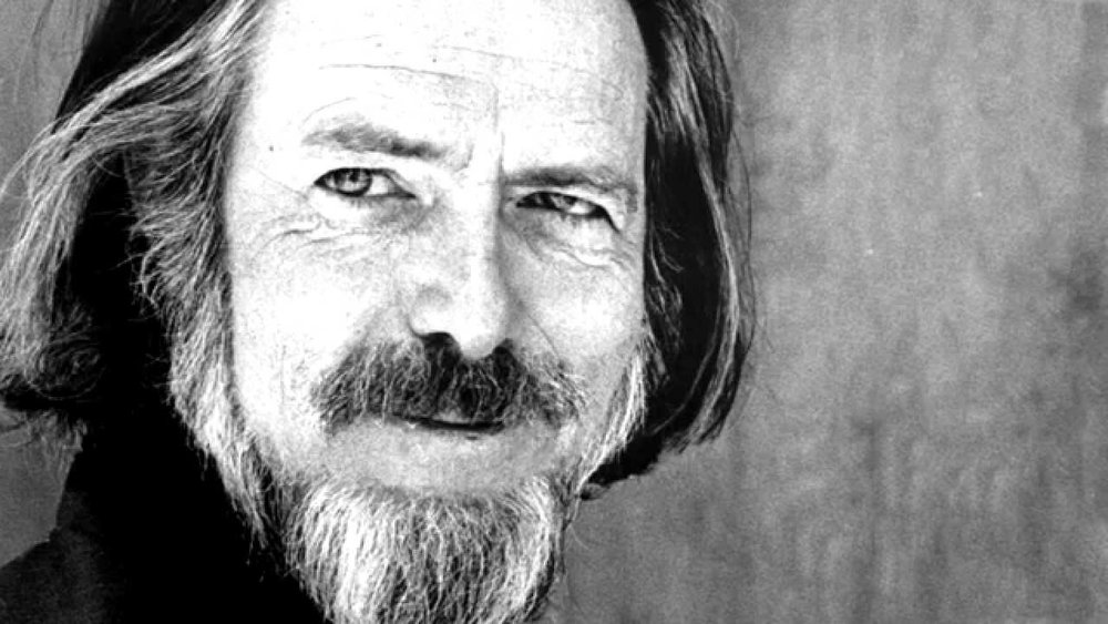 Alan Watts.