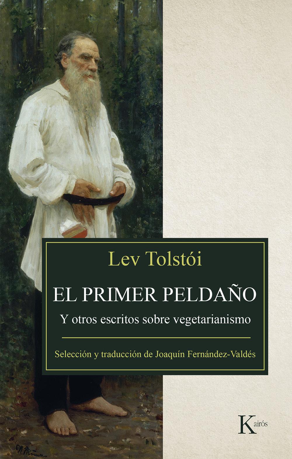El primer peldaño Lev Tolstoi