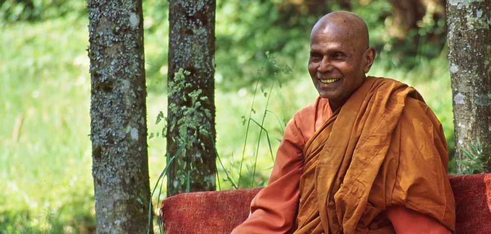 Bhante Henepola Gunaratana.