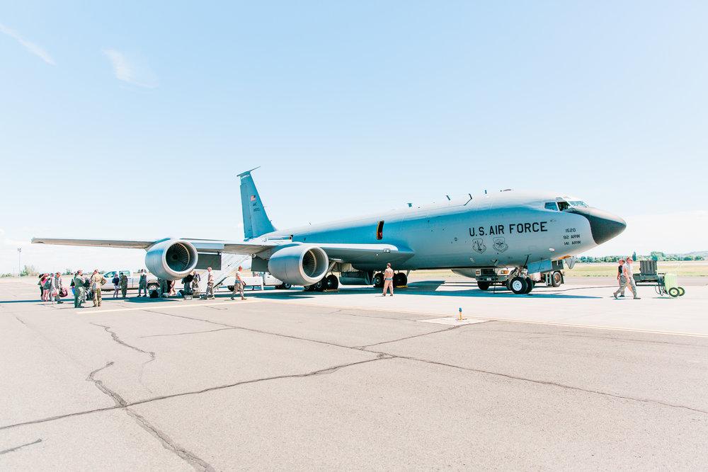 KC-135 photo