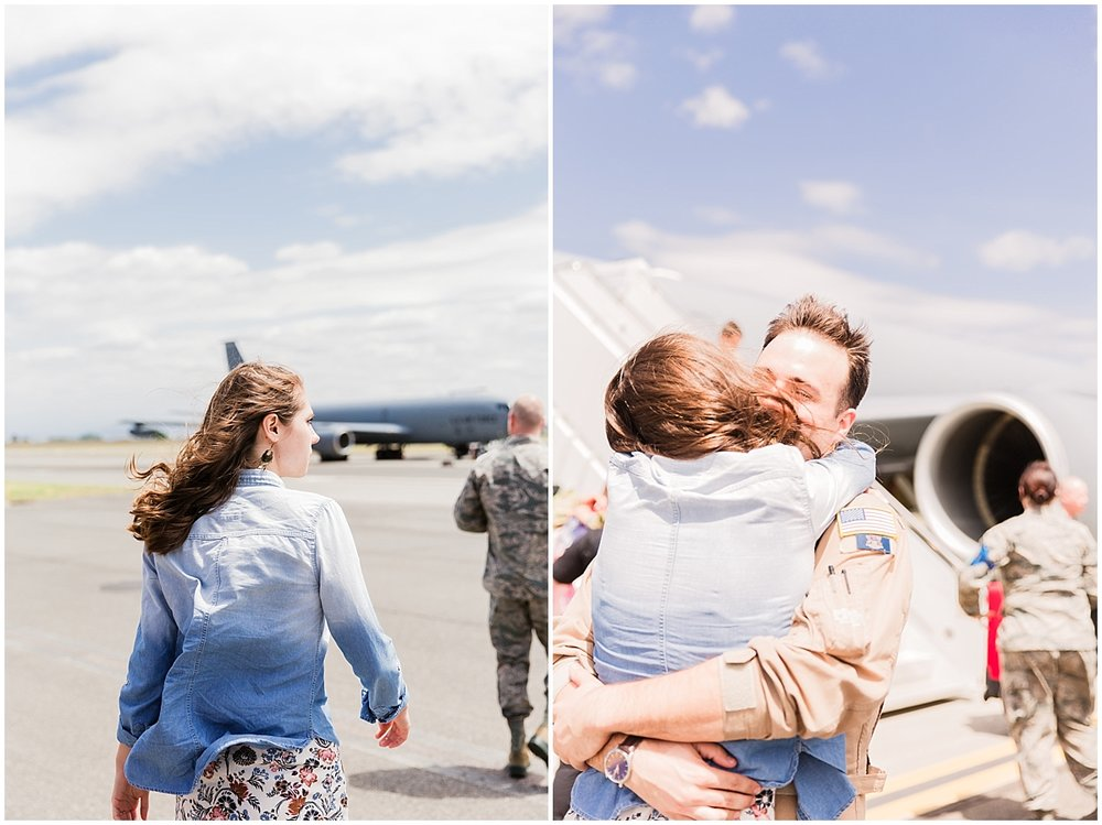 air force homecoming