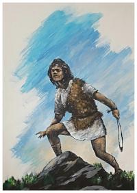 Get David's $10,000 Goliath here.