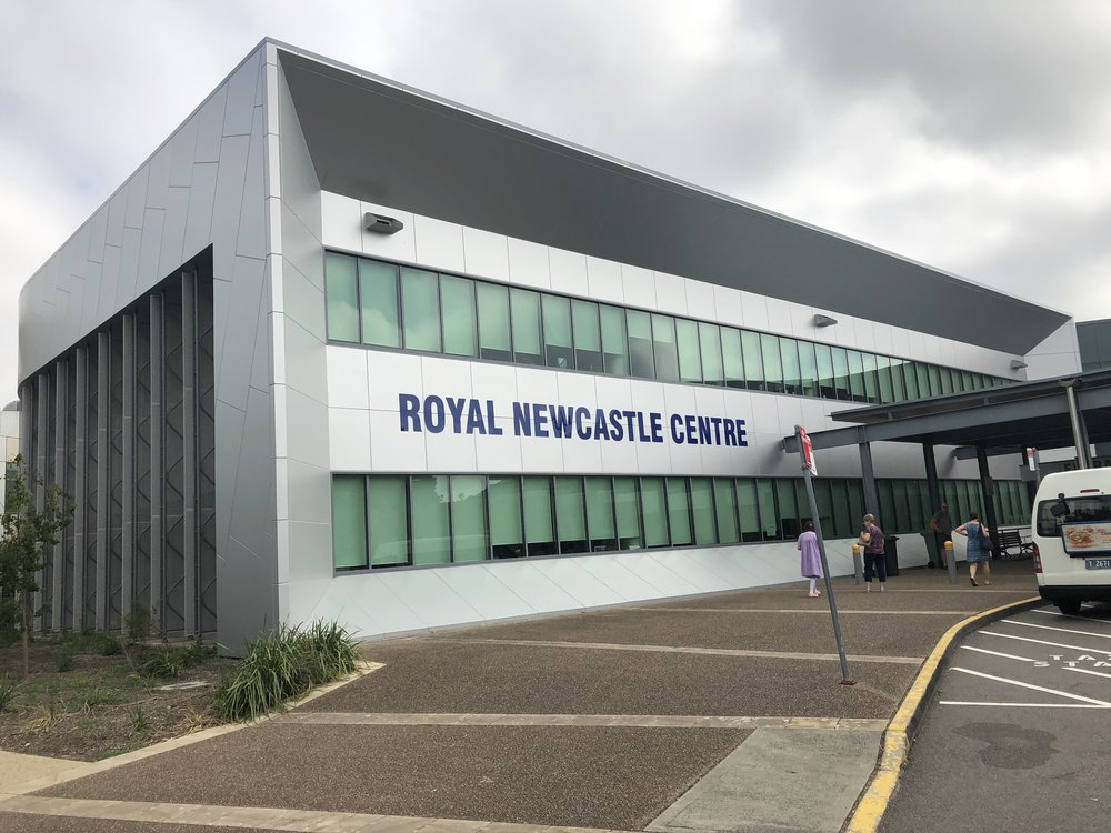 Royal Newcastle Centre 25-1-2019