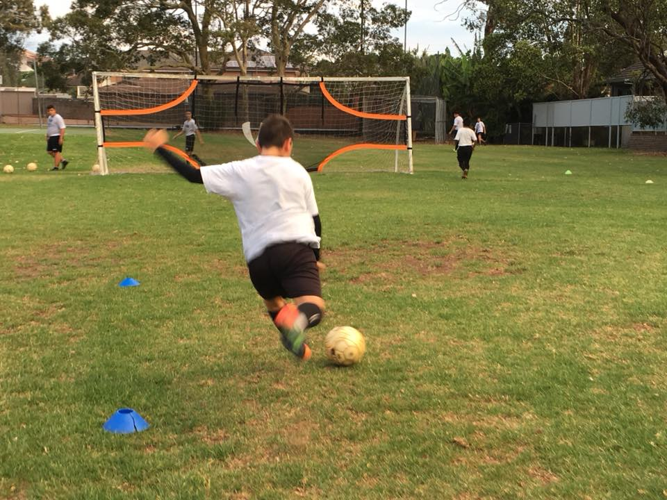 Football Training 2018 Sydney